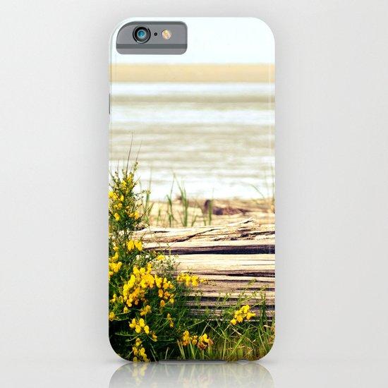 see the horizon break iPhone & iPod Case