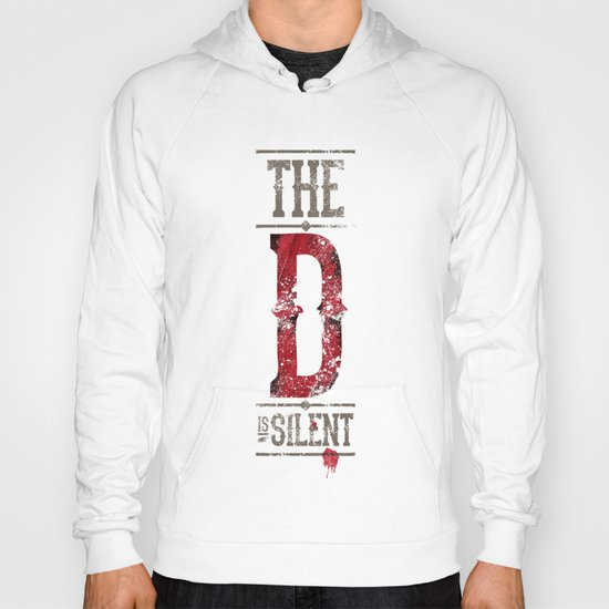 Django - The D is silent Hoody