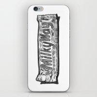 Milkyway iPhone & iPod Skin