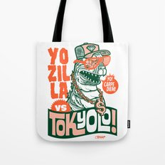 Tokyolo (YOZILLA variant) Tote Bag