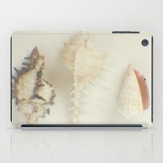 Shell trio iPad Case