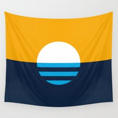 The People's Flag of Milwaukee Wall Tapestry