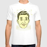 Headache Highness Mens Fitted Tee White SMALL