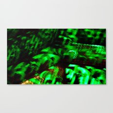 Intersect Canvas Print