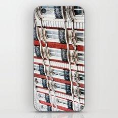 london red  iPhone & iPod Skin