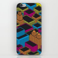 Lsdowntown iPhone & iPod Skin