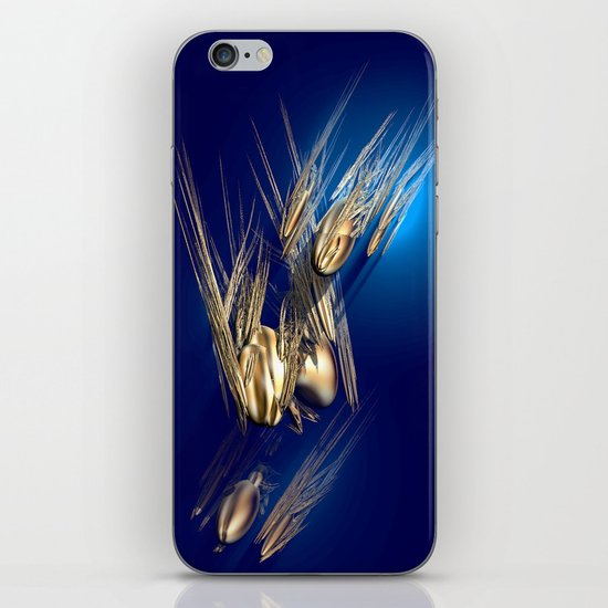 Where Comets Play iPhone & iPod Skin