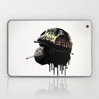 Born To Kill Laptop & iPad Skin