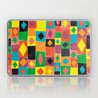 Elementary Diamonds. Laptop & iPad Skin