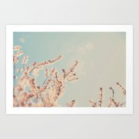 Spring Is In Bloom ...  Art Print
