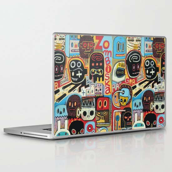 ZOMBISKA Laptop & iPad Skin