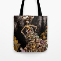 The Magic Of Books Tote Bag