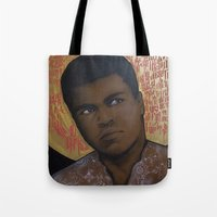 Ali Bumaye Mr.Klevra Tote Bag