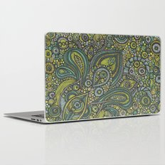 Blue safari Laptop & iPad Skin