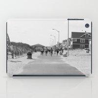 Manasquan Boardwalk iPad Case