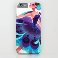 Peacock Tutu iPhone 6 Slim Case