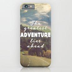 The Greatest Adventure Slim Case iPhone 6s