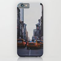 New York Traffic iPhone 6 Slim Case