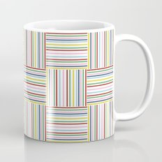 Basket Weave Mug