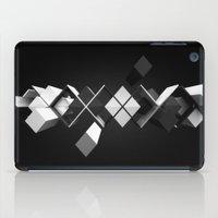 Argyle Deconstruction iPad Case