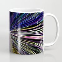 Re-Created  Supernova I by Robert S. Lee Mug