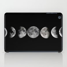Phases Of The Moon iPad Case