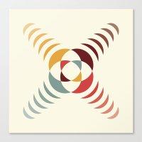 Good Vibratons [Crosses] Canvas Print