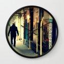 Neals Yard London Wall Clock