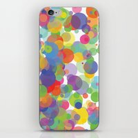 Candy Dots iPhone & iPod Skin
