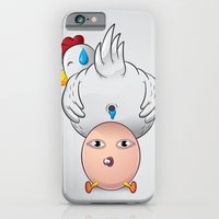 iPhone & iPod Case featuring reborn by plearn