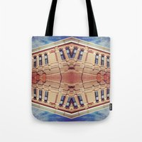Building Center Tote Bag