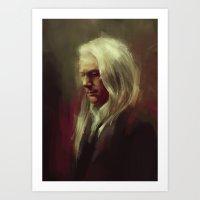 Lucius Art Print