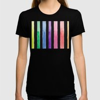 Spectrum 2013 Womens Fitted Tee Black SMALL