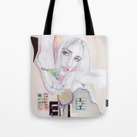 Hello, beautiful! Tote Bag