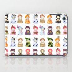 PaperDolls iPad Case