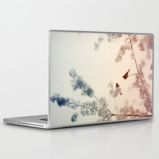 Central Park In Bloom #4 Laptop & iPad Skin