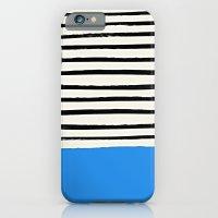 Ocean x Stripes iPhone 6 Slim Case