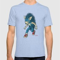 T-shirt featuring Sonic The Hedgehog by Ramon Villalobos