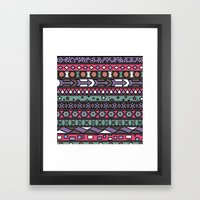 Its The End  Framed Art Print