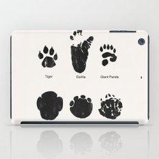 Animal Track iPad Case