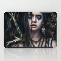 In the Rose Garden iPad Case