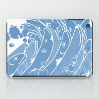The Ocean Is Alive iPad Case