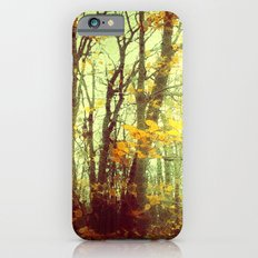 Woodland Abstract Slim Case iPhone 6s