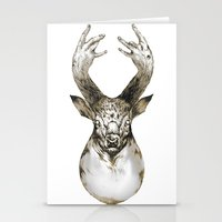 King of the W/HOOD Stationery Cards