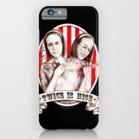 Tattler Twins (edited) iPhone 6 Slim Case