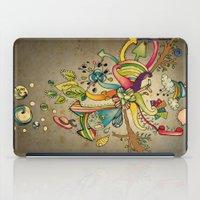 Another Strange World iPad Case