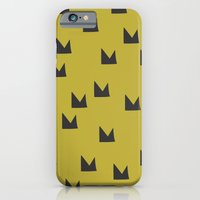 iPhone & iPod Case featuring Playground Crown 03 by Maedchenwahn