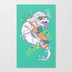 NeverEnding Solo Canvas Print