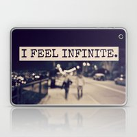 I Feel Infinite Laptop & iPad Skin
