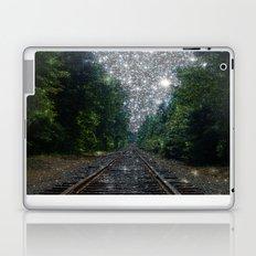 Train Tracks Dream Laptop & iPad Skin